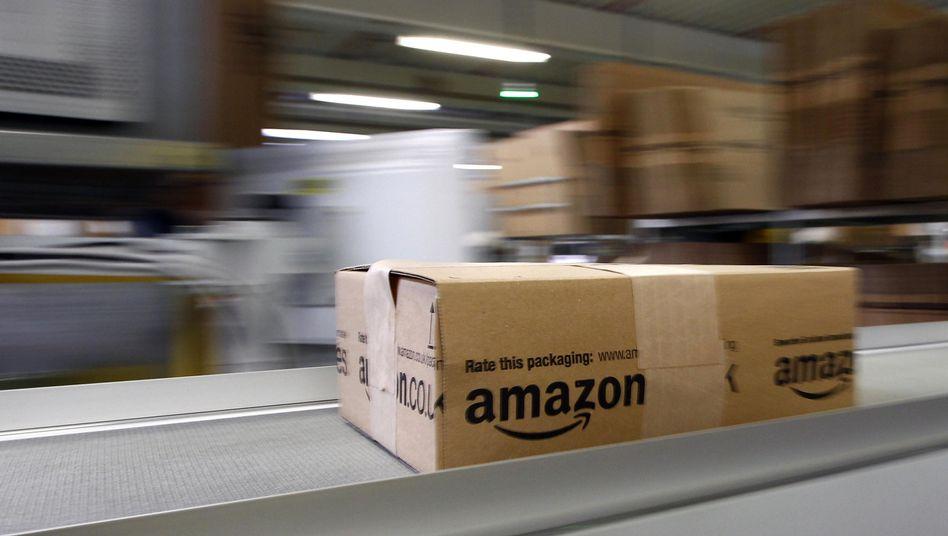Amazon: Es läuft - aber für manche Anleger nicht schnell genug nicht