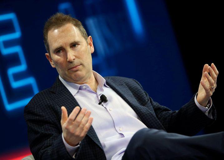 Mag klare Ansagen und Cola Light: Andy Jassy wird ab dem dritten Quartal Amazon führen