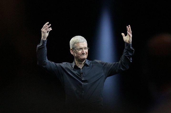 Apple-Chef Tim Cook: Disruption in Vollendung. Apple hat sich als kreativer Zerstörer zum reichsten Konzern der Welt aufgeschwungen