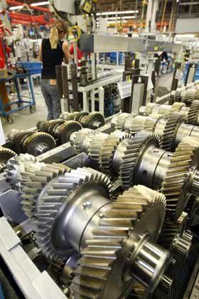 Keine Kündigungen: Getriebeproduktion in Friedrichshafen