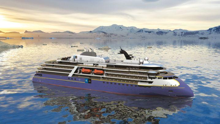 Urlaub auf dem Meer: Das sind die neuen Kreuzfahrtschiffe 2020