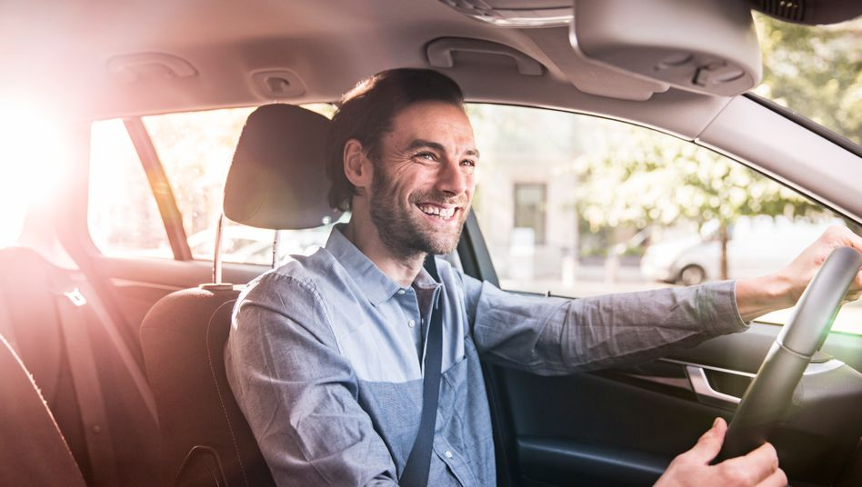 Tief einatmen: Im Auto ist die Luft normalerweise nicht viel besser als draußen - Filter sollen das ändern