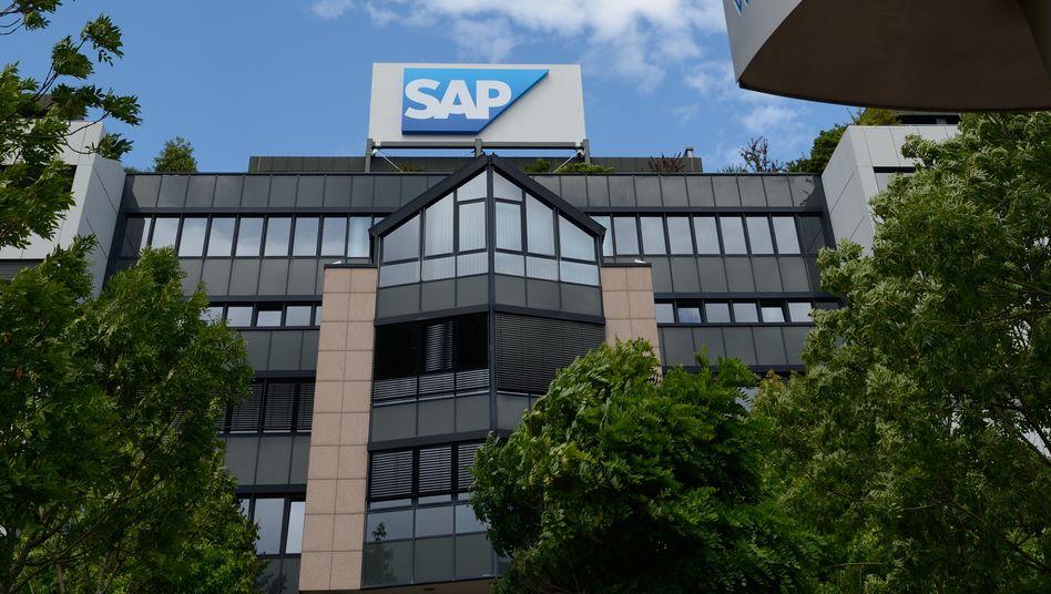 SAP-Zentrale in Walldorf: Bis 2020 sollen Autisten 1 Prozent der Belegschaft ausmachen