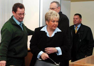 """Finanziell in einer """"engen Situation"""" Margret Härtel"""