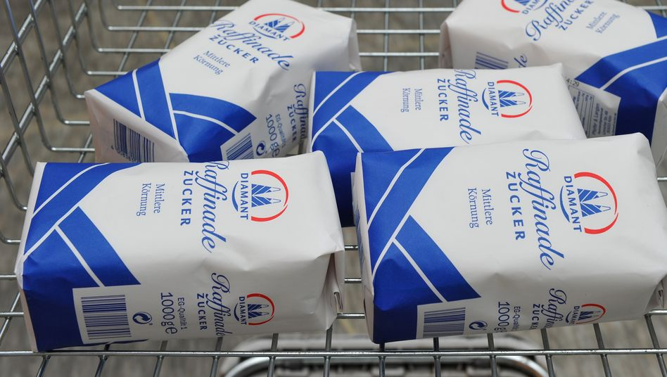 Zucker wird teurer: Der Kilopreis stieg von 65 Cent auf 85 Cent - eine Preissteigerung von fast einem Drittel
