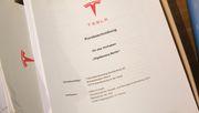 """Teslas deutsche """"Gigafactory"""" wird weder """"öko"""" noch """"giga"""""""