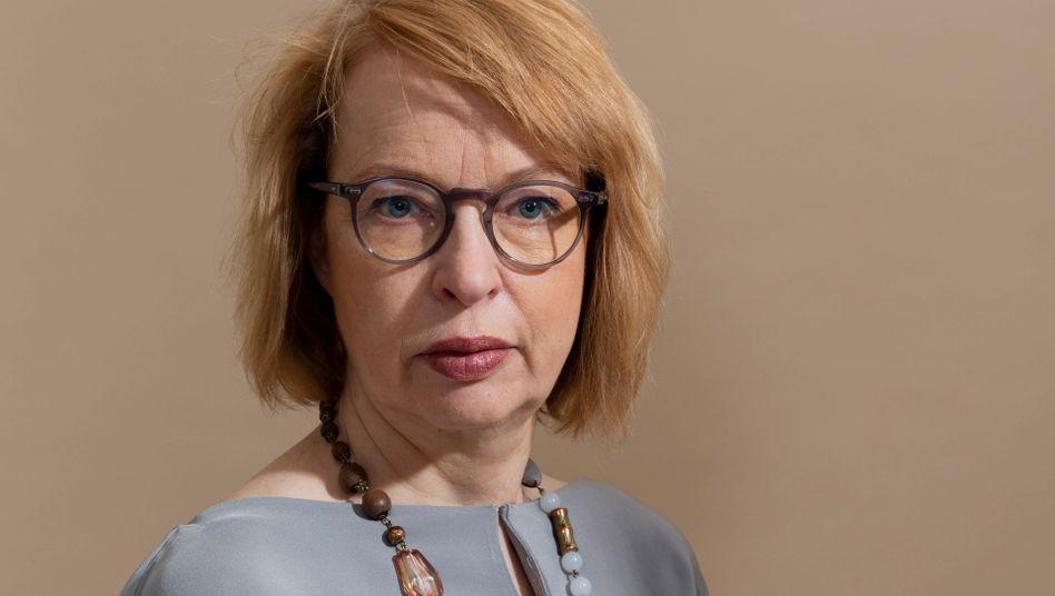 Das Große im Großen: Nach der Promotion in Kiel liebäugelte Elga Bartsch mit IWF und OECD, ging aber zur Investmentbank Morgan Stanley und stieg auf bis zum Global Co-Head of Economics. Heute arbeitet sie für BlackRock in London.