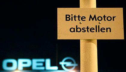 Böse Vorahnung: Wenn GM schwächelt, bekommt Opel einen Kolbenfresser