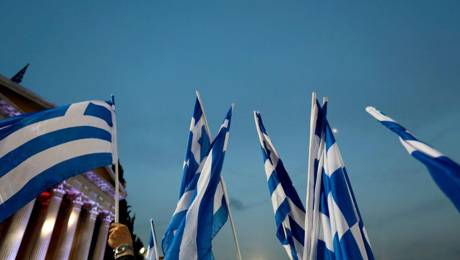 Griechenland nach der Wahl: Eine Regierungbildung erscheint kaum möglich und Neuwahlen im Juni wahrscheinlich