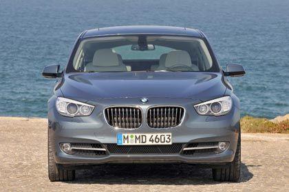 All-in-One: Der BMW 5er GT soll eine Mischung aus Luxuslimousine, Kombi und Geländewagen sein