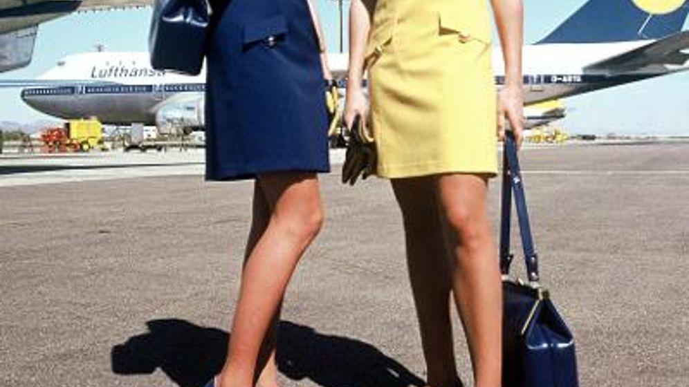 Titelgeschichte des manager magazins: Fluch des Fliegens - eine kleine Kulturgeschichte in 11 Bildern