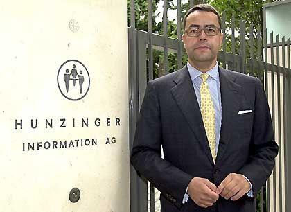Hat seinen Nachfolger eingearbeitet: Moritz Hunzinger