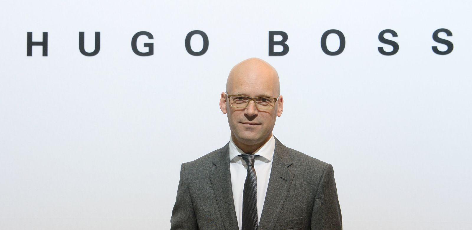 Hugo Boss muss sich neuen Chef suchen