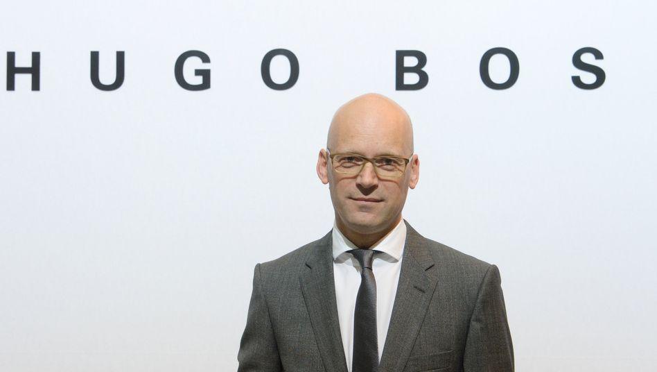 CEO Mark Langer verlässt Hugo Boss