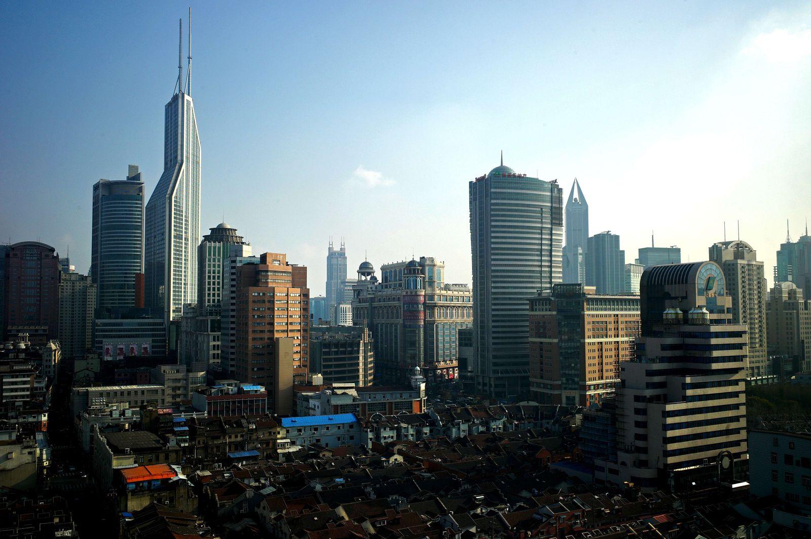 Shanghai / Skyline / China XXP
