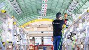 Airbus schickt 500 Hamburger Beschäftigte in Quarantäne