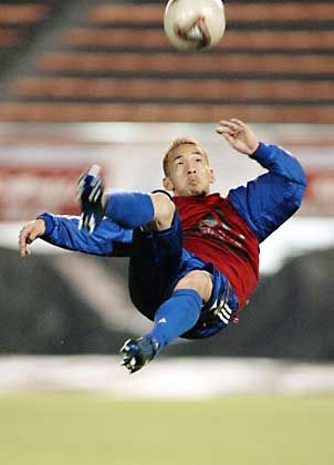 Hidetoshi Nakata: 8,45 Millionen Euro