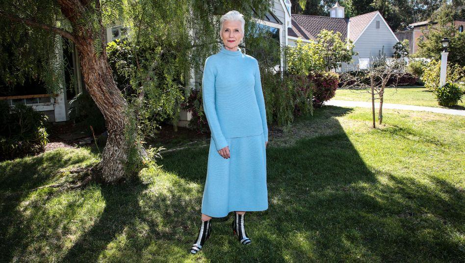 Glamour Queen:So leicht lachen wie heute mit 72 hatteMaye Musklange nicht. Ihr Sohn Elon gehört heute zu den fünf Reichsten der Welt.