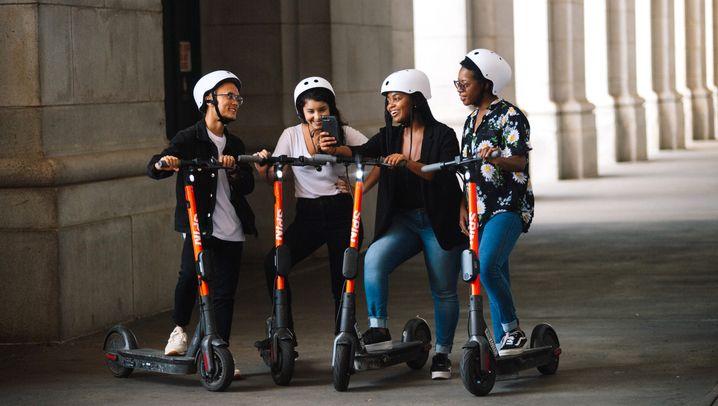 Kampf um die letzte Meile: Diese Scooter-Dienste sind in Deutschland aktiv