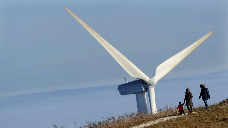 Windenergie: Der Anteil erneuerbarer Energien am Strommix in Deutschland ist auf mehr als 46 Prozent gestiegen