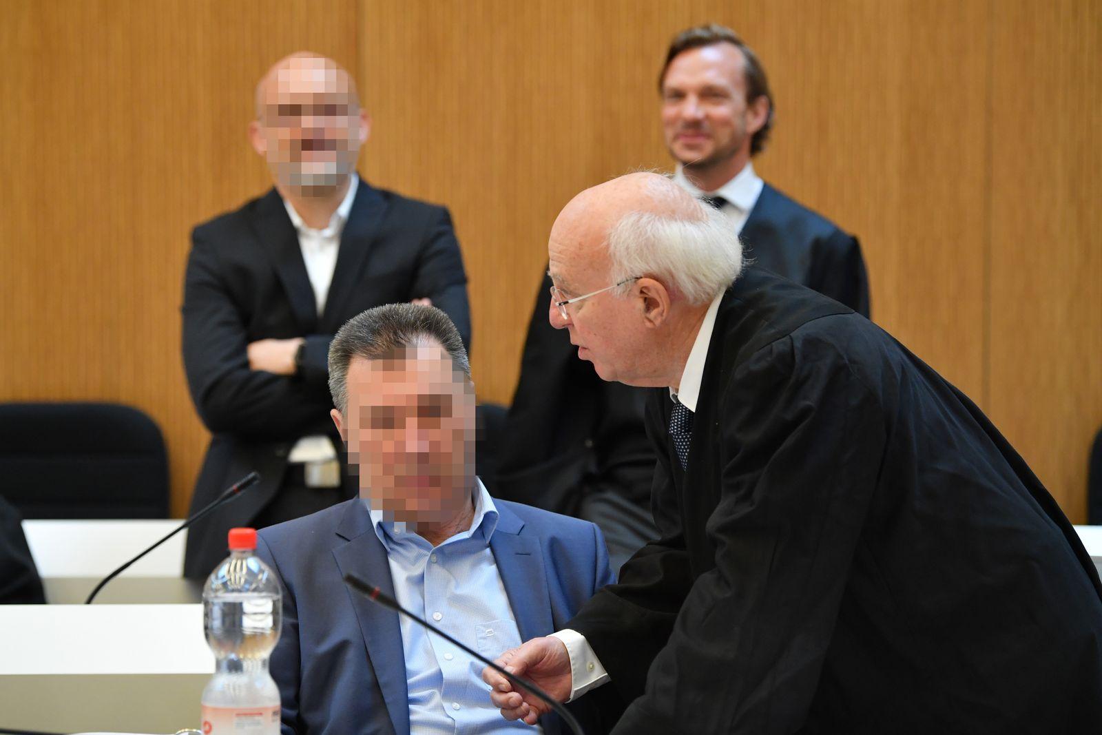 Rupert Stadler, Former Audi Head, Goes In Trial In Munich