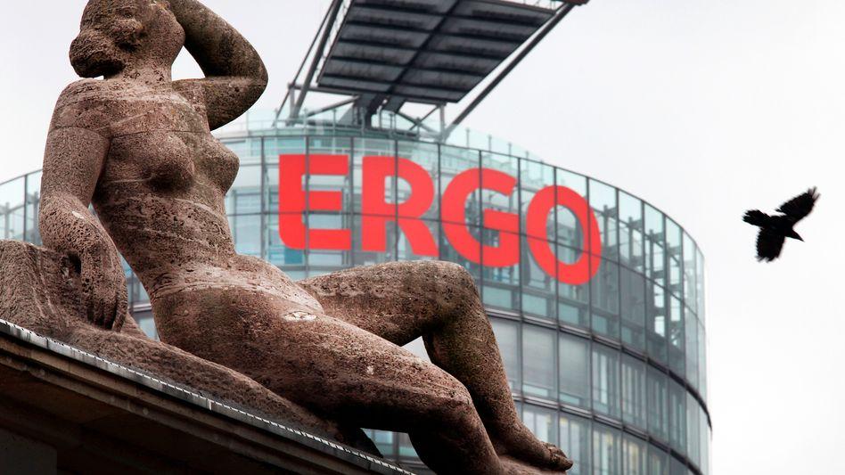 """""""Weiter gehen: Mein Ergo 2018"""": Deutschlands drittgrößter Erstversicherer setzt ein weiteres Spar- und Umbauprogramm auf"""
