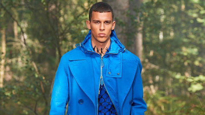 Style-Käpt'n: Mode maritim