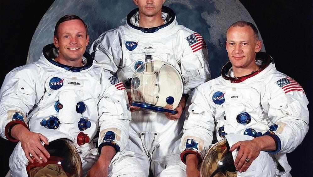 Neil Armstrong: Der erste Mann auf dem Mond