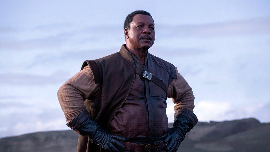"""""""The Mandalorian"""": Die hauseigene Produktion verkauft sich im Disney-Streamingdienst bestens"""
