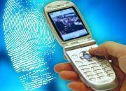 Zugang nur für Berechtigte: Auch das Handy kann mit Hilfe eines Fingerabdrucks geschützt werden