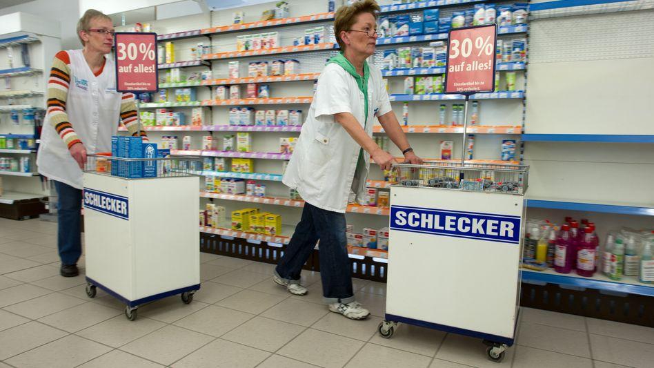 Vergangenheit: Mehr als 20.000 ehemalige Schlecker-Mitarbeiterinnen brauchten nach der Pleite einen neuen Job