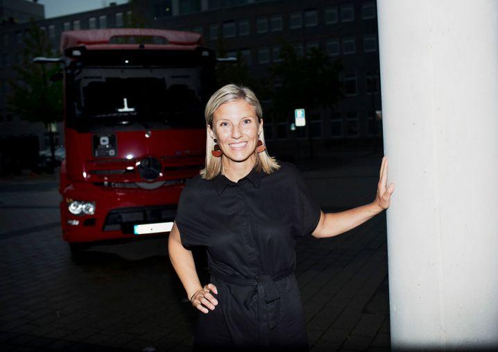 Neuer Stern: Die schwedische Managerin Karin Rådström soll für Schwung in Stuttgart sorgen