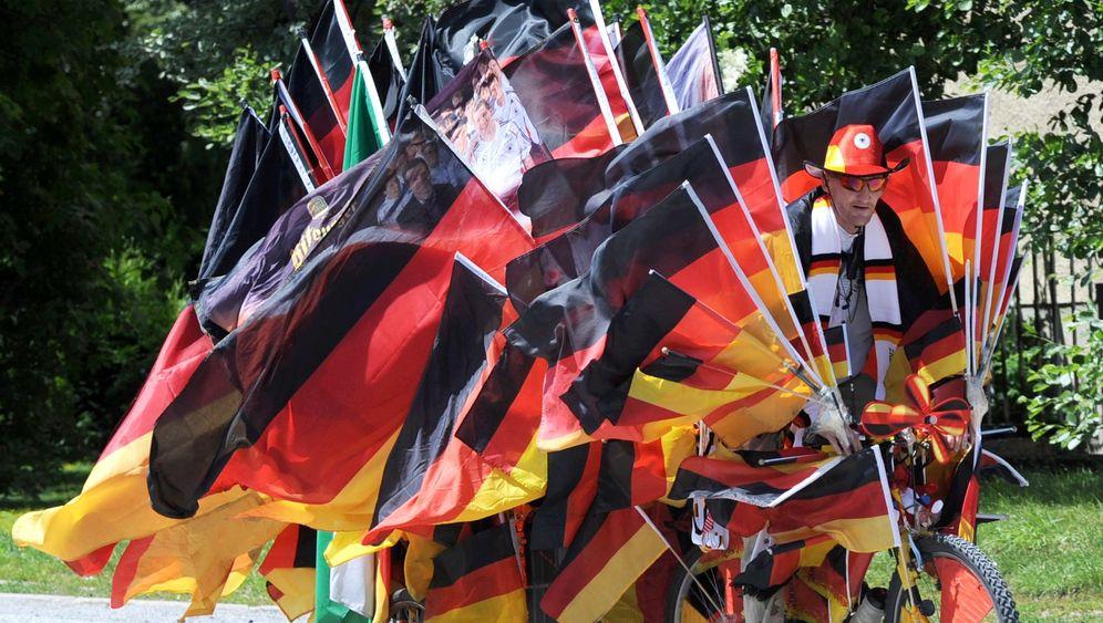 Alles auf schwarz-rot-gold: Wie gut kennen Sie Deutschland?