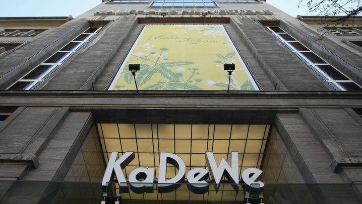 Lukrative Immoblien: Das Geschäft mit den Luxuskaufhäusern