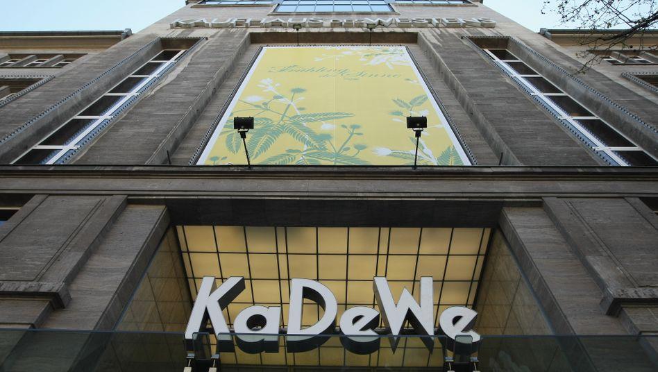 Karstadt-Tochter KaDeWe in Berlin: Auch die Konzernflaggschiffe schwächeln