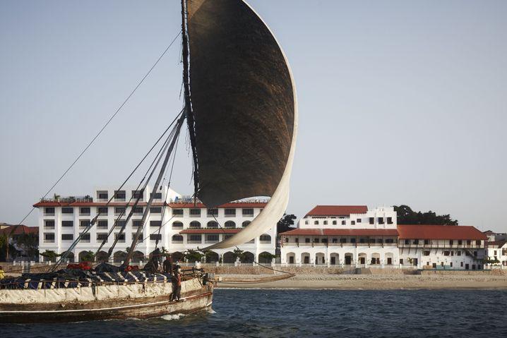 Neubau mitten im Weltkulturerbe: Park Hyatt Hotel Zanzibar