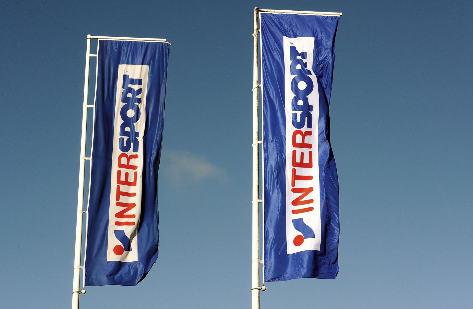 Intersport / Flagge