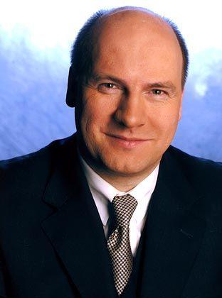 Markus Rieß (39): Sprecher der Geschäftsführung des DIT
