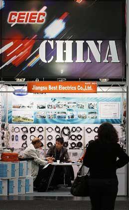 Selbstbewusster Cebit-Auftritt: China könnte im nächsten Jahr die USA als IT-Taktgeber überholen