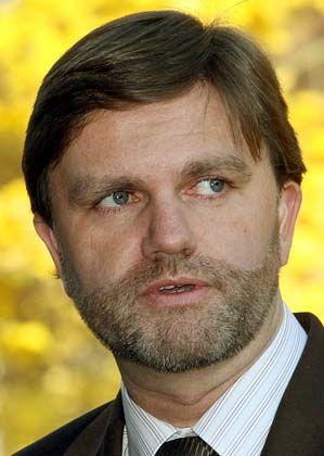 Uwe Schünemann: Der niedersächsische CDU-Minister will Hochqualifizierte leichter ins Land lassen