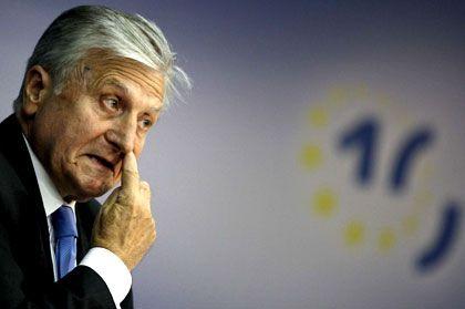 EZB-Präsident Trichet: Erinnert den Markt an seine Hilflosigkeit, meint die Commerzbank