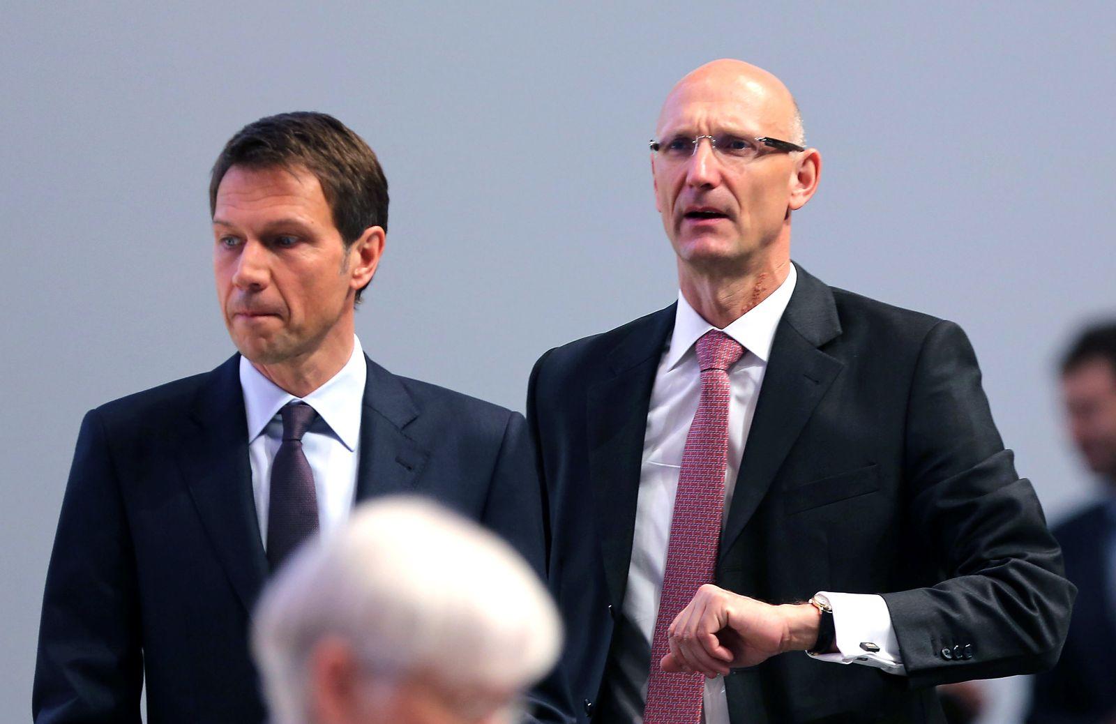 Telekom HV / Obermann / Höttges