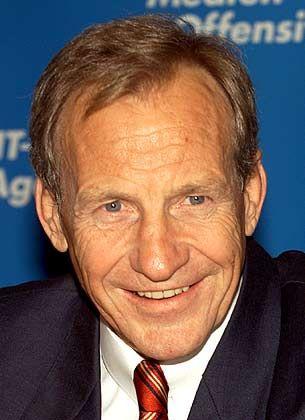 Strippenzieher: Herbert Henzler, von 1984 bis 1998 Chef von McKinsey Deutschland und seit 2002 Vice Chairman des Advisory Boards der Credit Suisse, berät den FC Bayern als AR-Mitglied