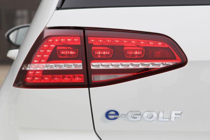 VW E-Golf: Tschüss, Tankstelle!