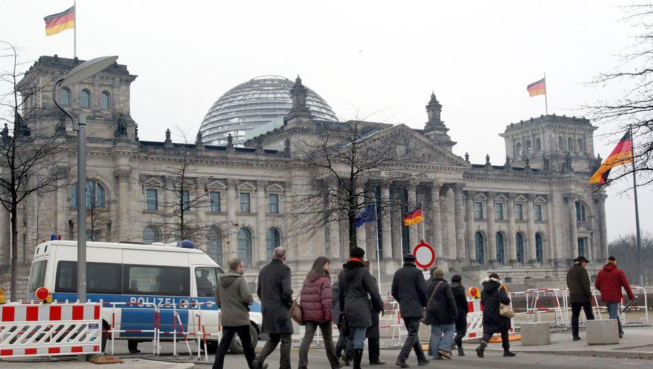 Wirtschaftskrise: Deutschlands leere Staatskassen spiegeln den harschen Rücksetzer hierzulande durch die Finanzkrise wieder