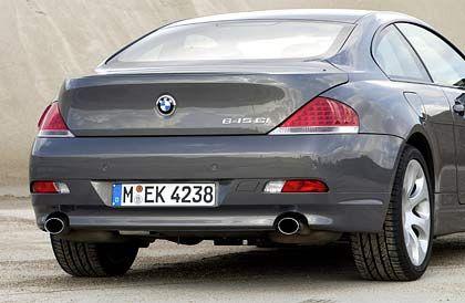 """Bangle-Bürzel"": Die Heckklappe wurde nach BMW-Chefdesigner Chris Bangle benannt."