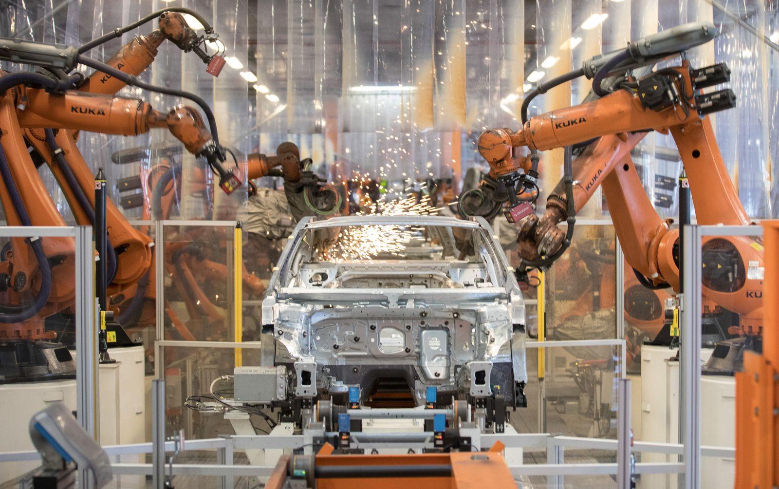 Strukturwandel in der Autoindustrie