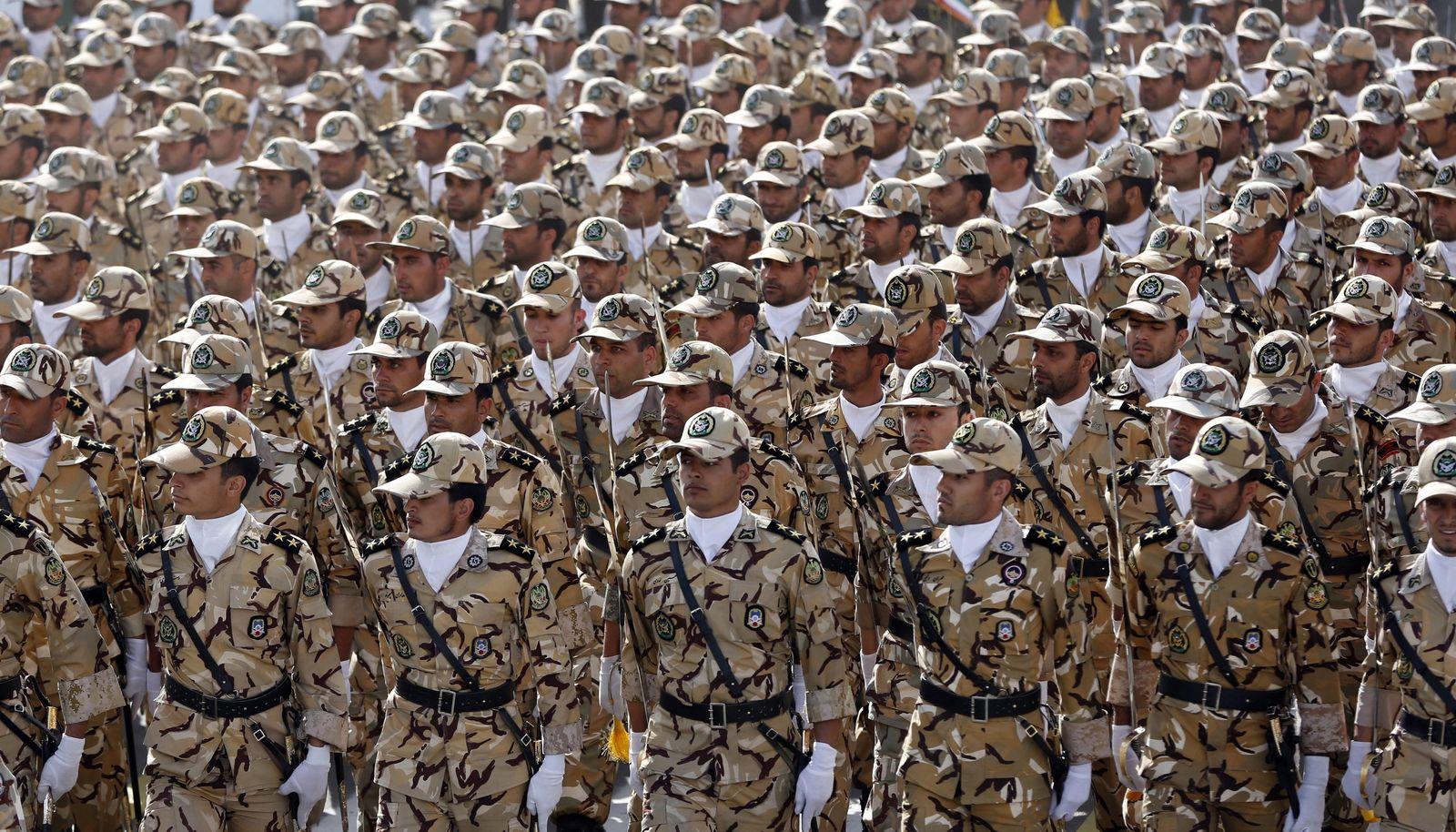 Iran / Militär