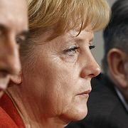 """Zur Tagung nach Paris gereist: Bundeskanzlerin Merkel spricht über die Zukunft des """"Neuen Kapitalismus"""""""