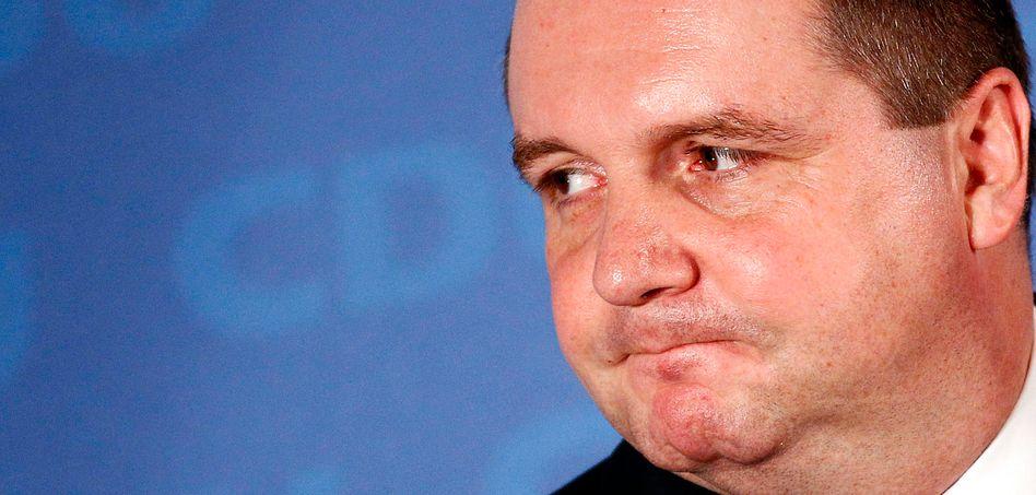 Karriereknick: Stefan Mappus verzichtet auf Merck und Brasilien